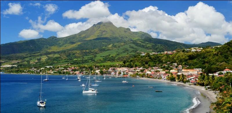 Quel est le chef-lieu de la Martinique ?