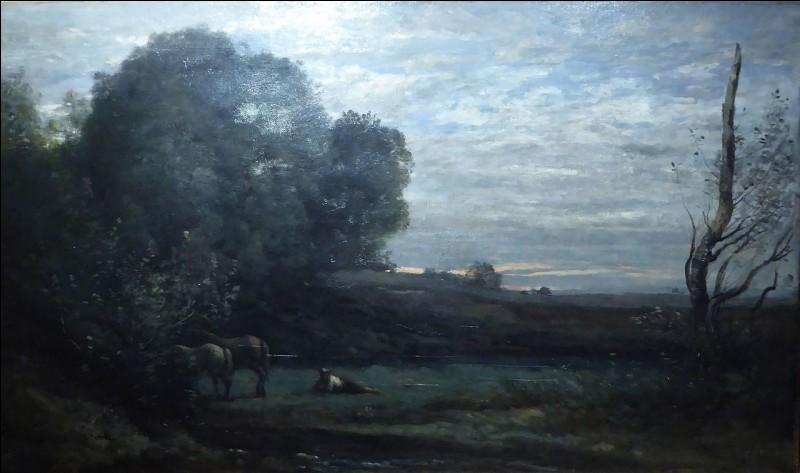 """De quel artiste Claude Monet a dit en 1897 : """"Il y a un seul maître, nous ne sommes rien en comparaison, rien."""" ?"""