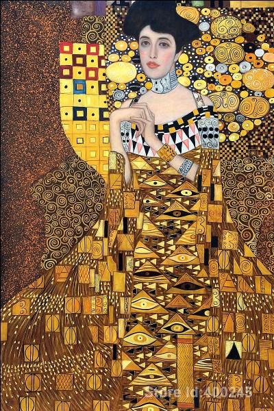 Comment s'appelle le mouvement qui voit le jour, en particulier autour de Gustav Klimt, entre 1892 et 1906, et est considéré comme l'un des courants importants de l'Art nouveau ?