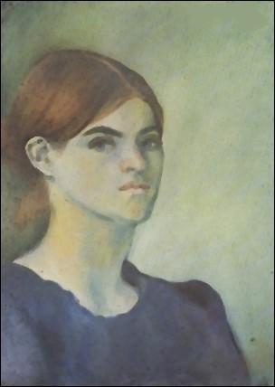 Elle se nomme Suzanne. Qui l'a peinte ?