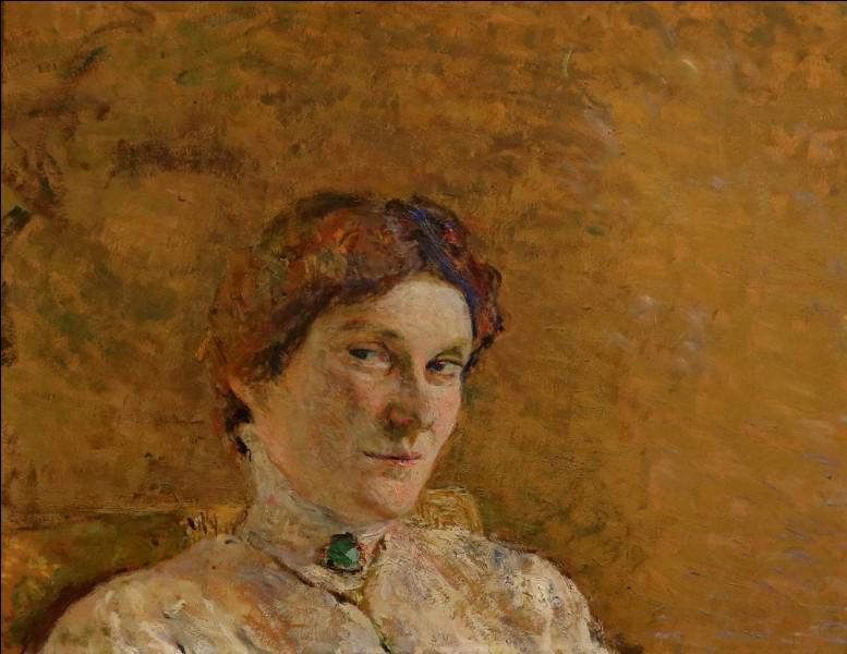Qui a fait le portrait de l'actrice Suzanne Desprès ?
