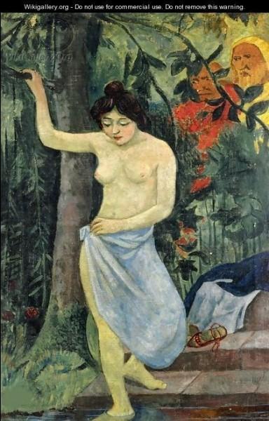 """De qui est la toile intitulée """"Suzanne et les vieillards"""" ?"""