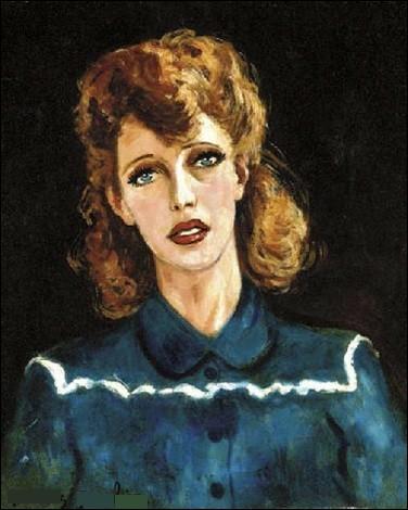 Qui a réalisé ce portrait de Suzanne ?