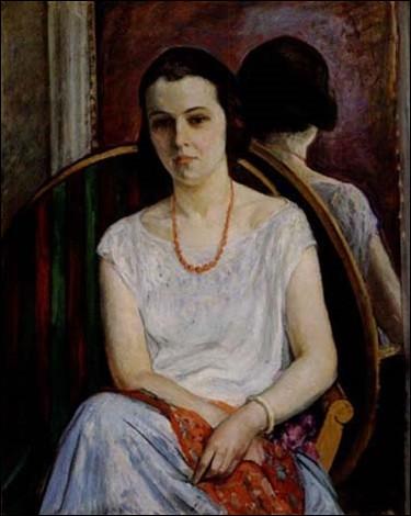 Qui a fait le portrait de mademoiselle Suzanne Bergaud ?
