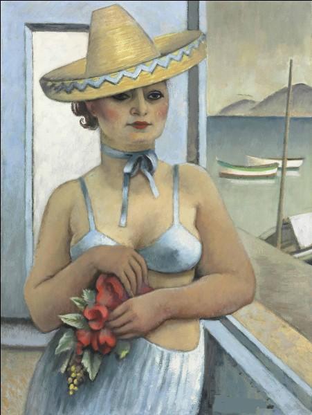 """Qui a peint """"Suzanne au sombrero"""" ?"""
