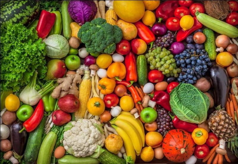 Ton fruit préféré est :