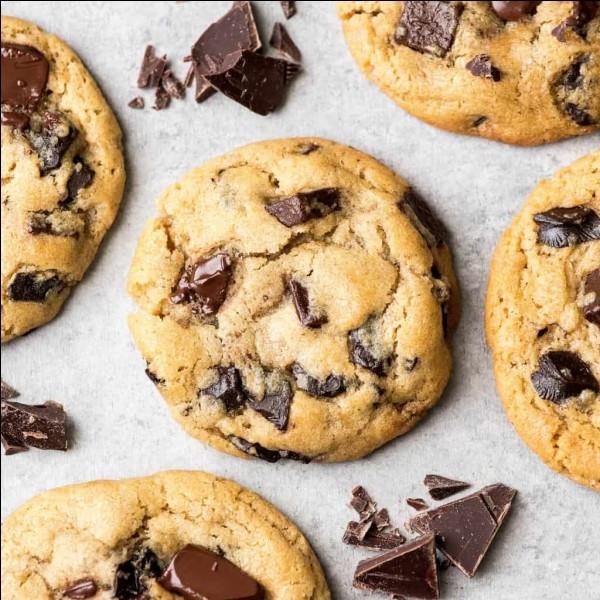 Comment s'appelle le gâteau mi-cookie mi-brownie ?