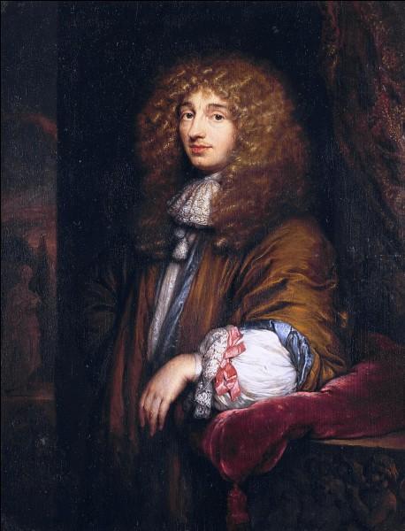 En 1690, quelle théorie de la lumière Christian Huygens a-t-il mise à jour ?