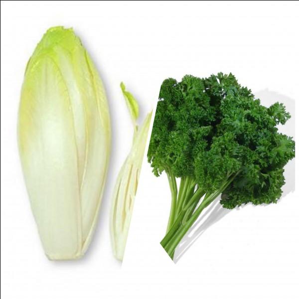 Quelle verdure a un taux modéré de calcium ?
