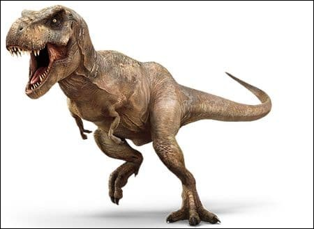 Combien le T. rex a-t-il de doigts aux membres antérieurs ?