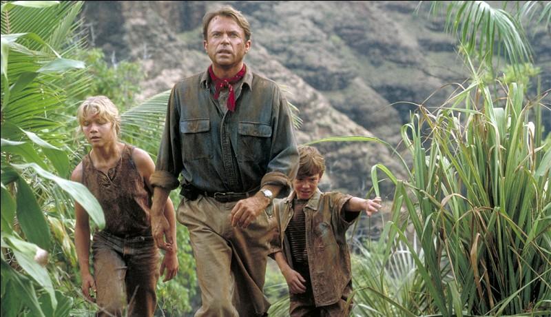 """Dans """"Jurassic Park 1"""", quel animal s'échappe de sa cage à cause d'une coupure de courant ?"""