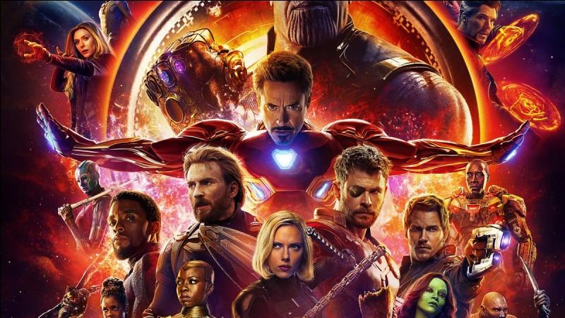 """Dans """"Avengers ou les gardiens de la Galaxie"""", qui est le père de Gamora ?"""