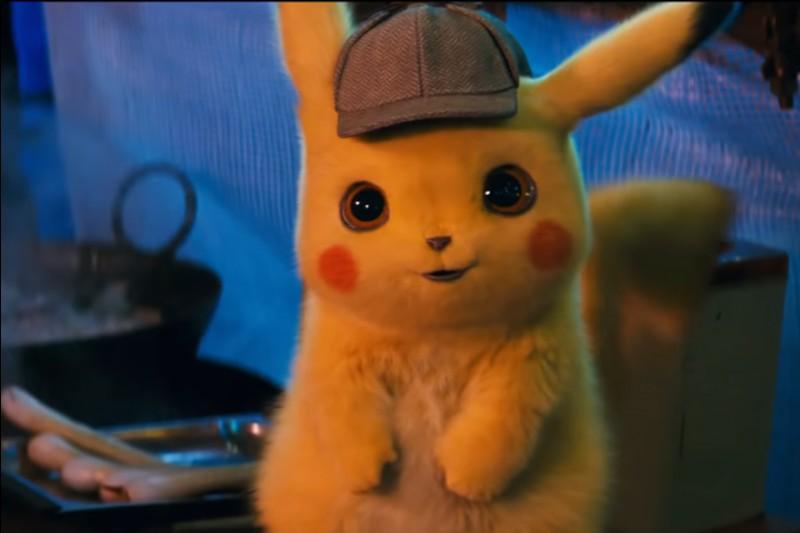"""Dans """"Détective Pikachu"""", avec quel Pokémon le détective Yoshida fait-il équipe ?"""