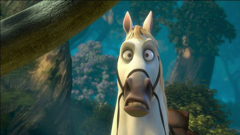 Dans quel film Disney peut-on voir ce cheval ?