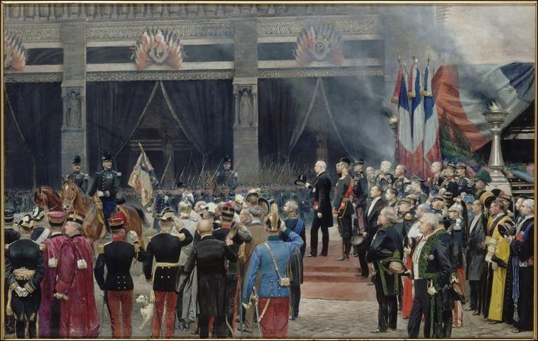 Les funérailles de ce célèbre personnage de l'histoire de France furent célébrées à Notre-Dame de Paris !