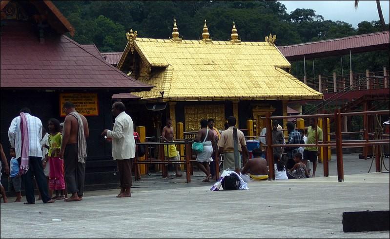 Le Temple de Sabarimala (Kerala, Inde du sud) n'est pas interdit à toutes les femmes : lesquelles ne sont pas admises ?