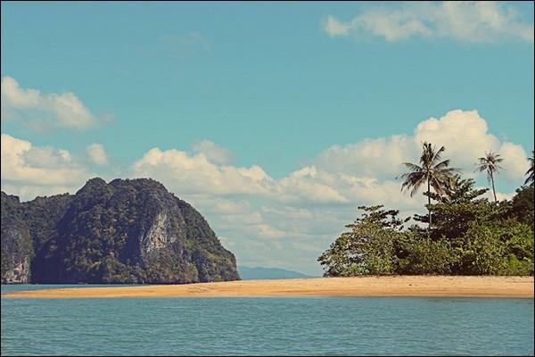 Si tu devais choisir quelque chose sur une île, qu'est-ce que ce serait ?