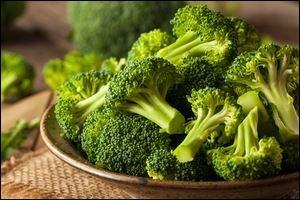 Quelle herbe contient plus de vitamine E que le brocoli ?