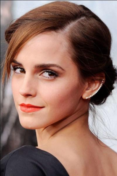 Qui joue le rôle de Hermione Granger dans Harry Potter ?