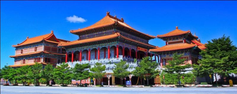 En Chine, quel est le plus grand temple ?