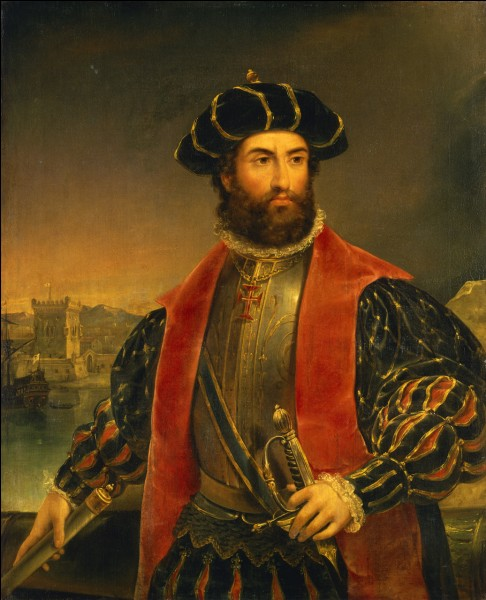 Dans quel monument du Portugal peut-on voir le tombeau de Vasco de Gama ?