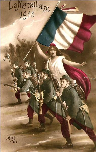"""Compétez les paroles de notre mythique """"Marseillaise"""" : Liberté, Liberté chérie, combats..."""