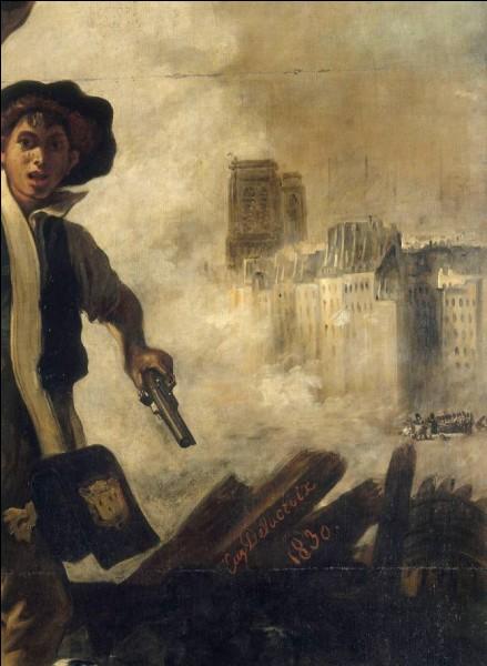 """Où est conservée la toile """"La Liberté guidant guidant le peuple"""" ?"""