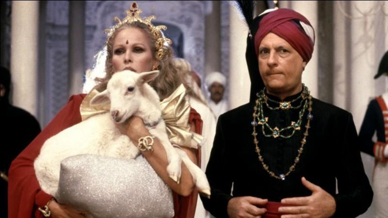 Retrouvez le titre de ce film de Jean Yanne, sorti en 1985, avec Michel Serrault dans le rôle de Louis XVI et Ursula Andress incarnant Marie-Antoinette d'Autriche :