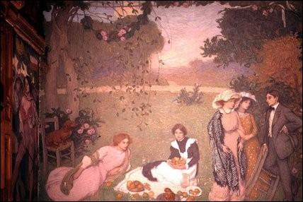 """Qui a peint """"Déjeuner sur l'herbe"""" ?"""