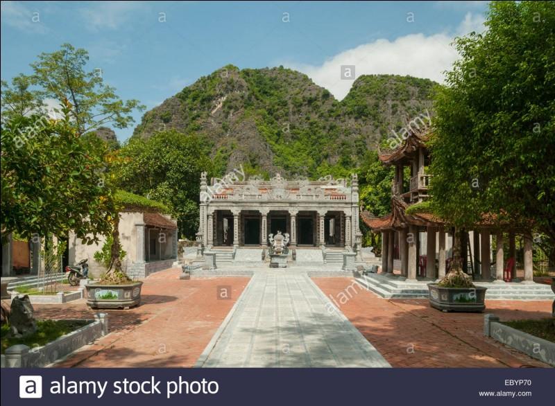 La capitale du Vietnam est :