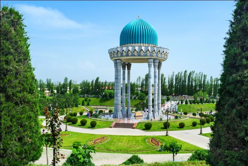 Tachkent est la capitale de quel pays ?