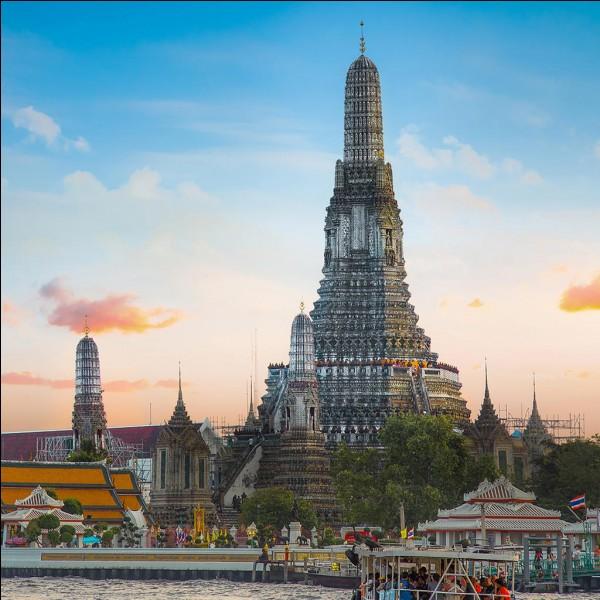 Bangkok est la capitale de quel pays ?