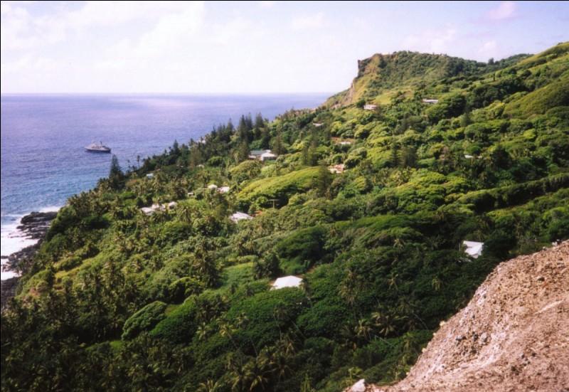 Quelle est la capitale des îles Pitcairn ?