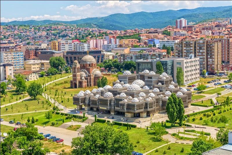 Lequel de ces pays a pour capitale Pristina ?