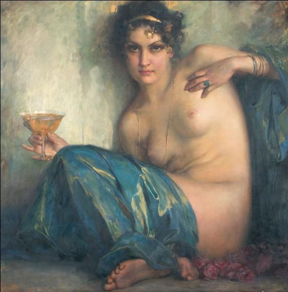 Autant redoutable par sa beauté que par ses sortilèges, cette magicienne s'éprit pour Ulysse d'une vive passion. Qui est-elle ?