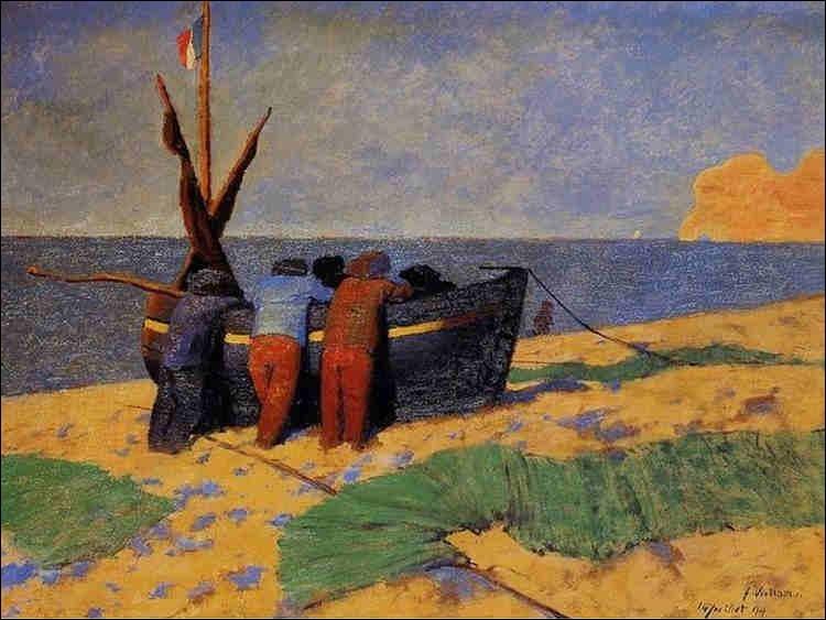 La Normandie en peinture (1)