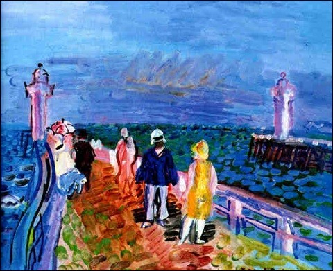 Les peintres en Normandie (3)
