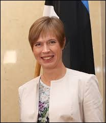 L'Estonie a élu une femme comme président de la République mais saurez-vous me dire son nom ?