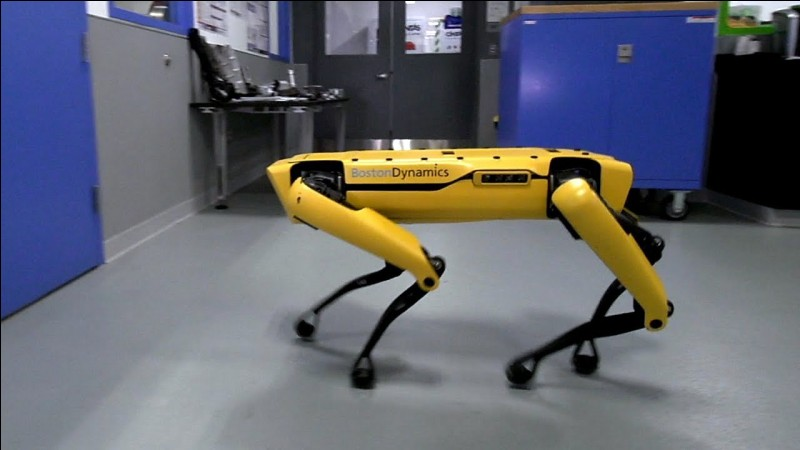 Quelle est la mission du robot Atlas ?