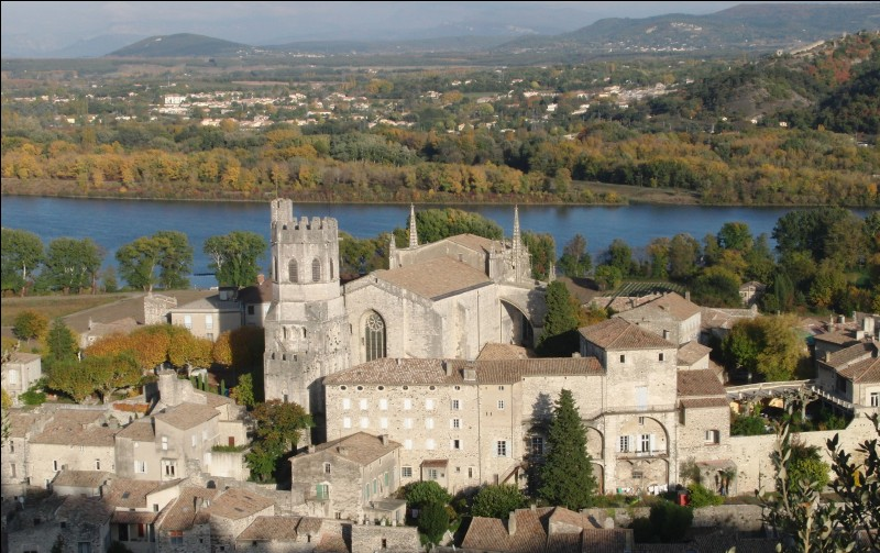 Cette petite cathédrale Saint-Vincent, dominant le Rhône, en grande partie restaurée au XVIIIe siècle, juxtapose un élément défensif, une nef romane, et un choeur gothique flamboyant. Elle se trouve à ...