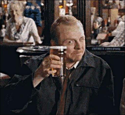 En grandes surfaces, vous ne trouverez en alcool que de la bière à acheter !