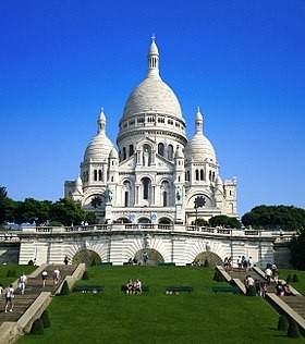 Le Sacré-Coeur de Paris