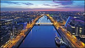 Dublin est la capitale de l'Irlande.