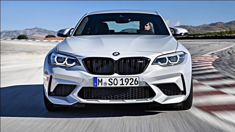 Laquelle n'est pas une BMW ?