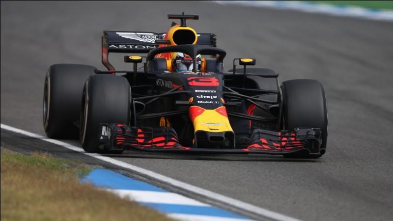 Et enfin quelle écurie n'a jamais eu rien à voir avec la Formule 1 ?