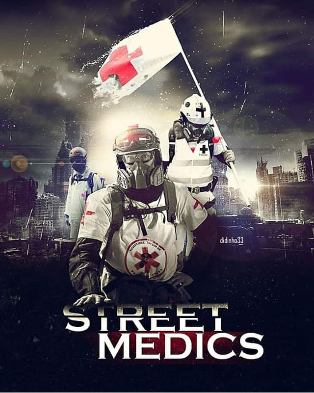 Street medics