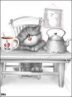 Dans tout le quiz, mon premier sera le chat sur l'image, je ne le répèterai plus. Où est mon second pour que mon tout vous fasse pleurer ?