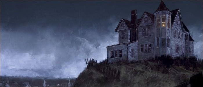 """Comment s'appelle le célèbre manoir du roman """"Salem"""" ?"""