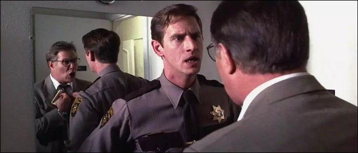 Qui devient le nouveau shérif de Castle Rock après la mort de Bannerman et le départ d'Alan Pangborn ?