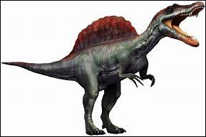 Le spinosaurus est-il aquatique ?